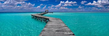 Island Dreams Panorama - Peter Lik