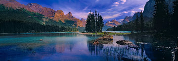 Spirit Island Panorama by Peter Lik