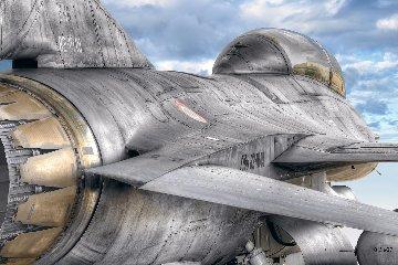 Sky Warrior Panorama by Peter Lik