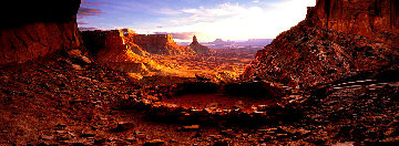Ancient Spirit Panorama - Peter Lik