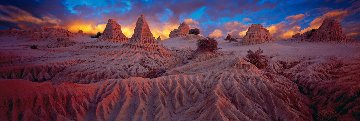 Lunarscapes Panorama by Peter Lik