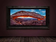 Sacred Sunrise 2M Super Huge! Panorama by Peter Lik - 1
