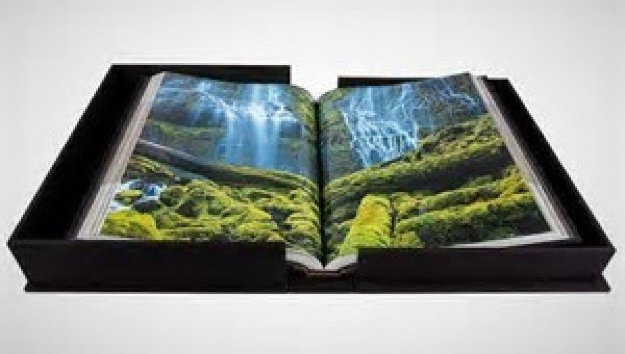 Equation of Time Book  by Peter Lik