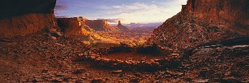 Ancient Spirits Panorama - Peter Lik