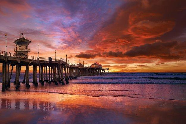 California Dreaming Panorama by Peter Lik