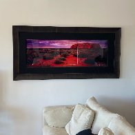 Red Dawn 1.5M Huge! Panorama by Peter Lik - 2