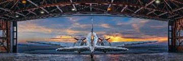 First Flight Panorama by Peter Lik