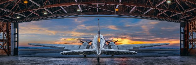 First Flight by Peter Lik
