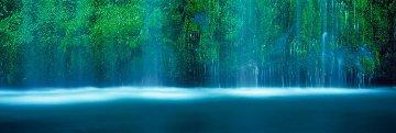 Tranquility  (Mossbrae Falls California) 1.5M Huge! Panorama - Peter Lik