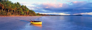 Beached Panorama by Peter Lik