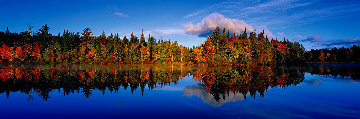 Fall Reflections 1.5M Huge Panorama - Peter Lik