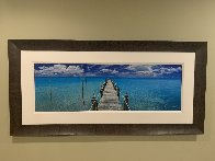 Tranquil Blue 1.5M Huge Panorama by Peter Lik - 1