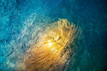 Ocean Glow Panorama - Peter Lik
