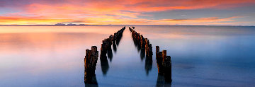 Painted Shores Panorama by Peter Lik