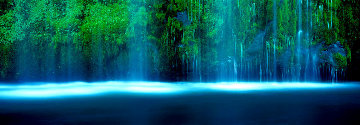 Tranquility 1.5 Huge Panorama - Peter Lik