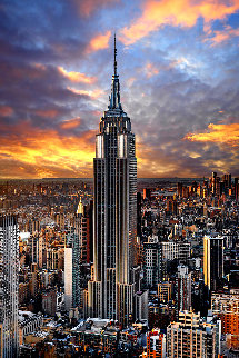 Empire, New York 2M Super Huge!! Panorama - Peter Lik
