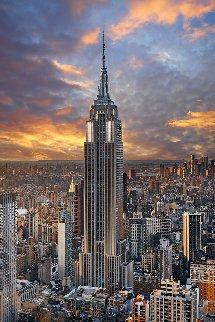 Empire, New York Panorama - Peter Lik