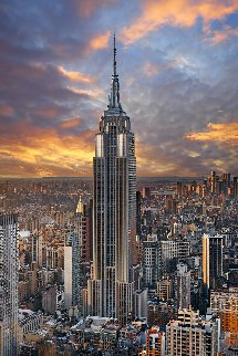 Empire, New York 2M Super Huge! Panorama - Peter Lik