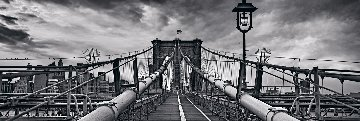 Brooklyn Moods Panorama - Peter Lik