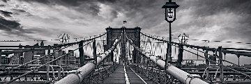 Brooklyn Moods Panorama by Peter Lik