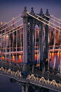 Manhattan Guardian Panorama - Peter Lik