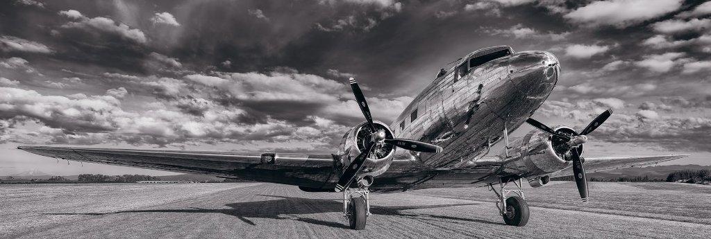 Aviator Panorama by Peter Lik