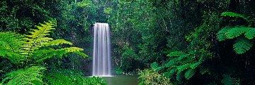 Milla Milla Falls Panorama - Peter Lik