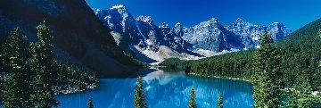 Lake Morraine Panorama - Peter Lik