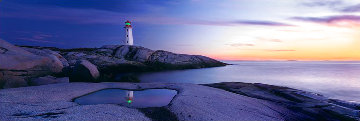 Atlantic Reflections Panorama - Peter Lik