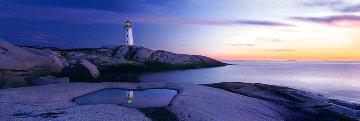 Atlantic Reflections Panorama by Peter Lik