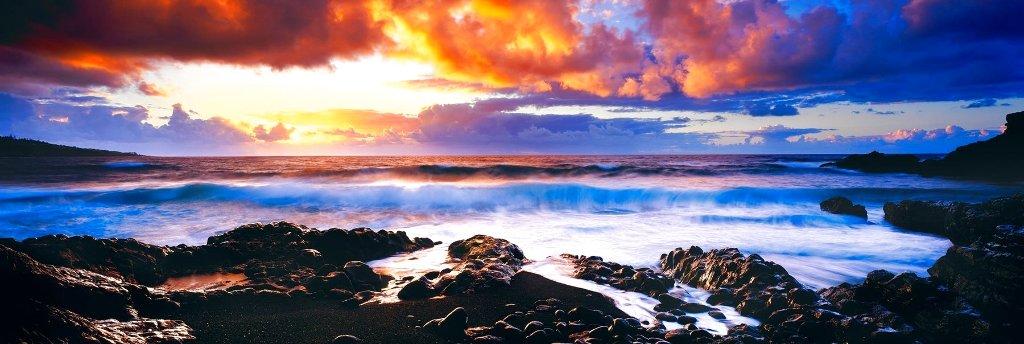 Genesis Panorama by Peter Lik