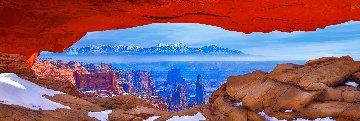 Timeless Land 1.5M Huge Panorama - Peter Lik