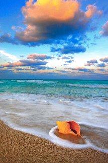 Beached Heart Panorama - Peter Lik