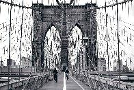 Manhattan Crossing Panorama by Peter Lik - 0