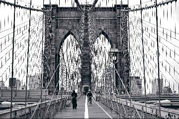 Manhattan Crossing Panorama - Peter Lik