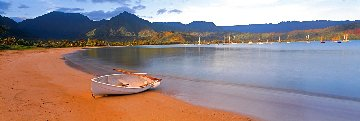 Hanalei Shores 1.5M Huge Panorama - Peter Lik