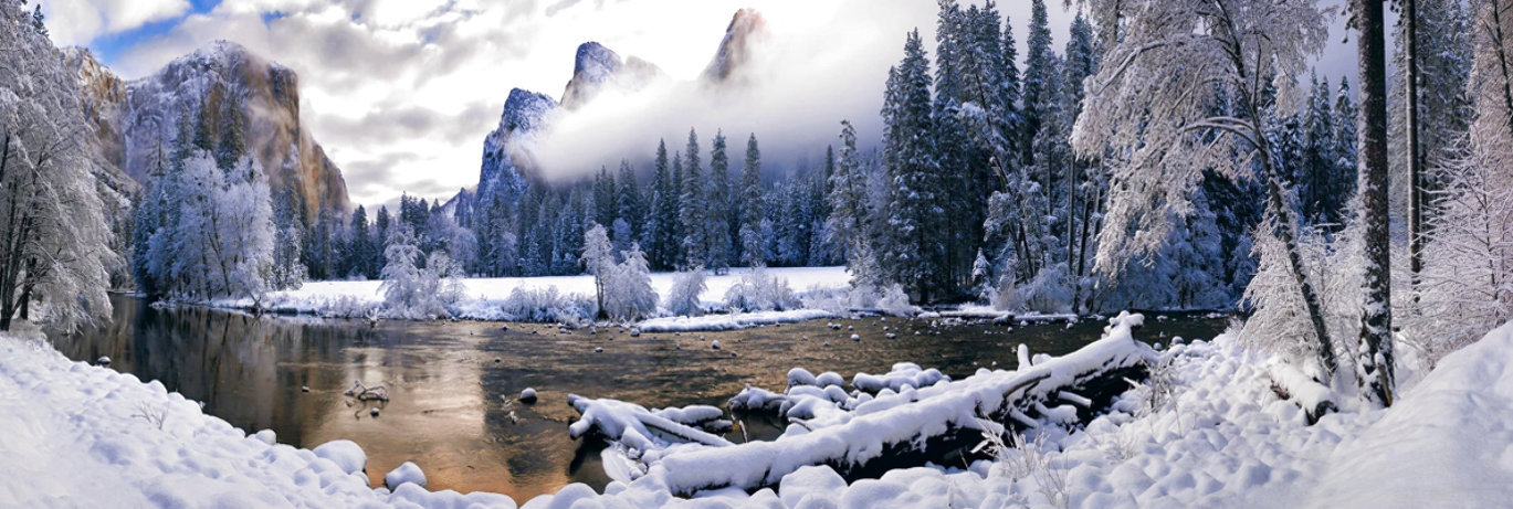 Mystic Valley 2M  Super Huge Panorama by Peter Lik