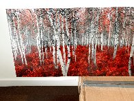Rouge 1,5M Huge Panorama by Peter Lik - 2