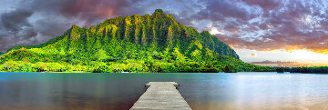 Island Bliss - Oahu, Honolulu 2017 1.5M Huge Panorama - Peter Lik