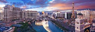 Epic Skies 2M Super Huge   Las Vegas Panorama - Peter Lik