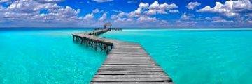 Island Dreams 1.5M Super Huge Panorama - Peter Lik