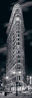 Flat Iron Panorama - Peter Lik