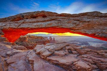 Sacred Arch Panorama - Peter Lik