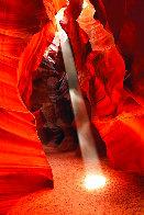 Shine (Antelope Canyon, AZ) Panorama by Peter Lik - 0