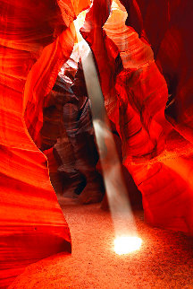 Shine (Antelope Canyon, AZ) Panorama - Peter Lik