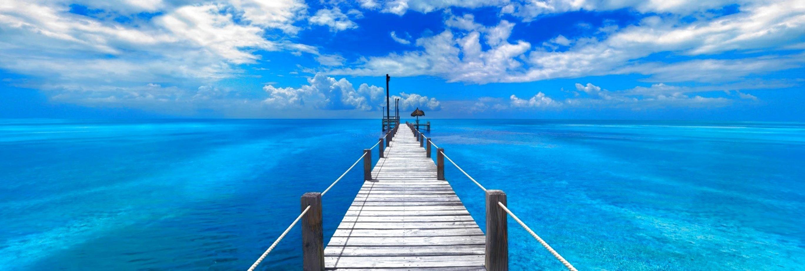 Beyond Paradise (Key West) Huge 2M Panorama by Peter Lik