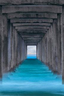 Ocean Window   (La Jolla, California) Panorama - Peter Lik