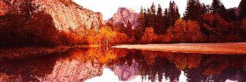Yosemite Reflections 1.5M Super Huge Panorama - Peter Lik
