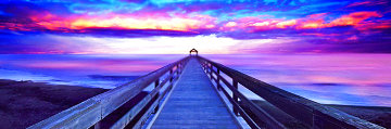 Sunset Dreams 1.5M Super Huge Panorama - Peter Lik