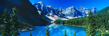 Lake Moraine 2M Super Huge Panorama - Peter Lik